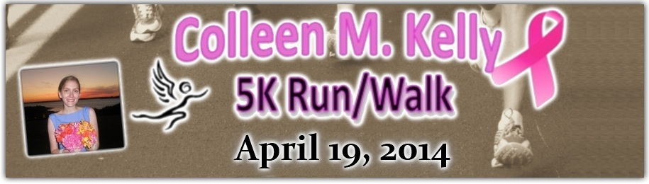 Colleen Kelly 5K Banner (Apr 19 2014) 2