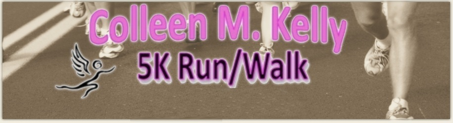 Colleen Kelly 5K Banner